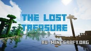 Скачать The Lost Treasure для Minecraft