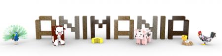 Скачать Animania для Minecraft 1.12.1