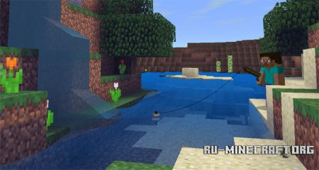 Скачать SSPE Lightweight Shader для Minecraft PE 1.2
