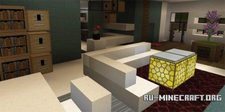 Скачать ModernHD [64x64] для Minecraft PE 1.2