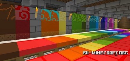 Скачать Clear Simple [16x16] для Minecraft PE 1.2