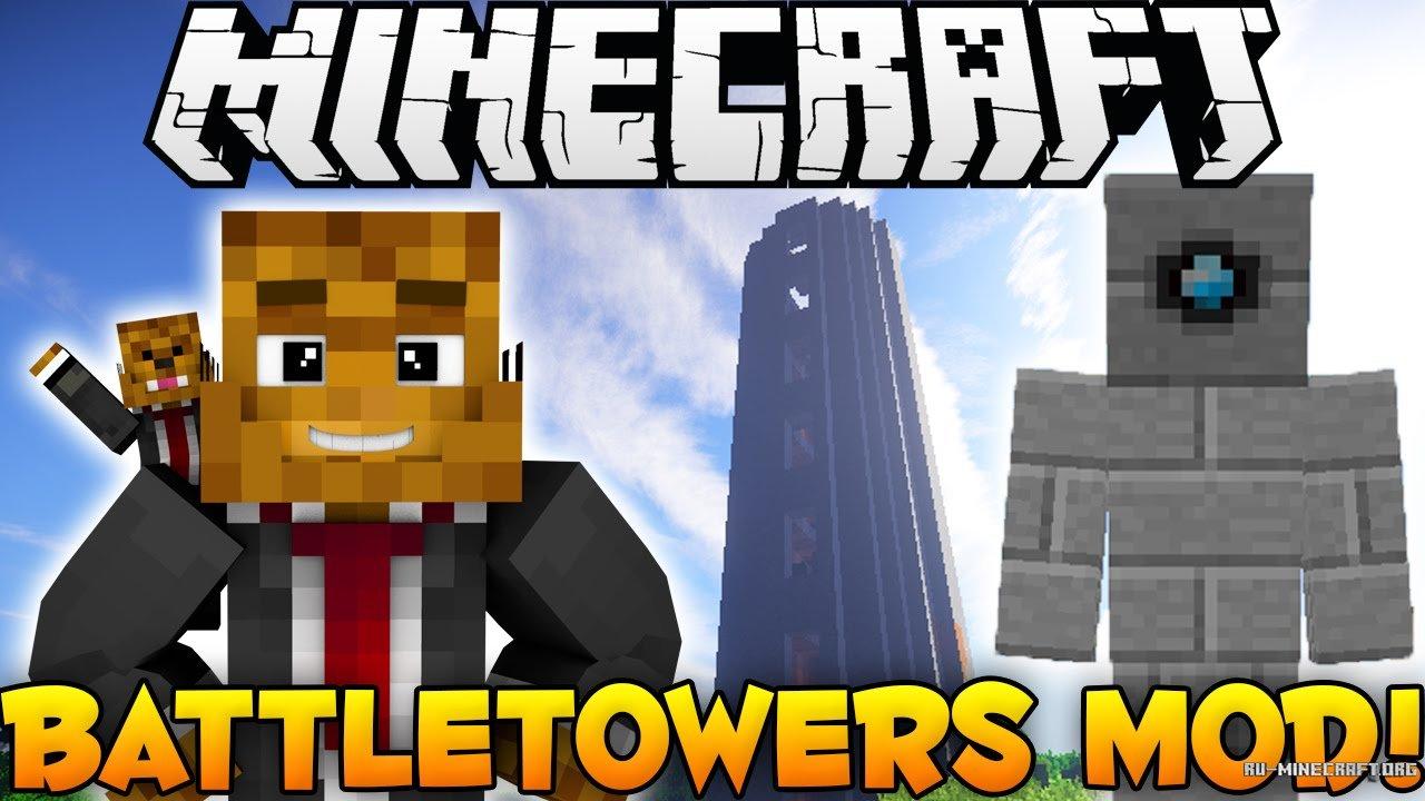 Battle Towers скачать торрент