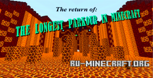Скачать Return of: Longest Parkour для Minecraft
