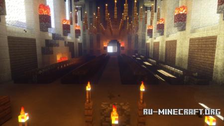 Скачать Hogwarts (Download) для Minecraft