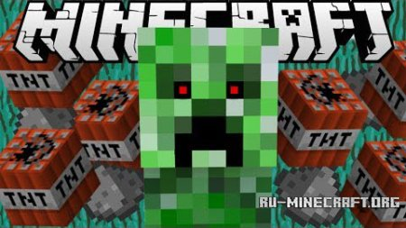 Скачать Creeper Awareness для Minecraft 1.12