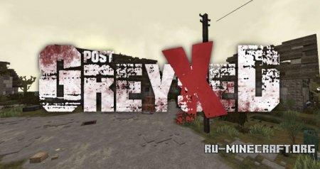 Скачать Post Greyxed [128x] для Minecraft 1.12