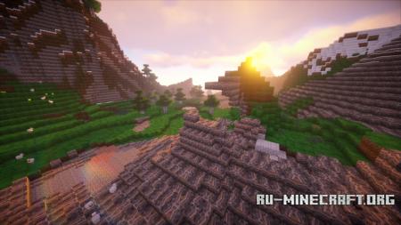 Скачать Trance [256x] для Minecraft 1.12