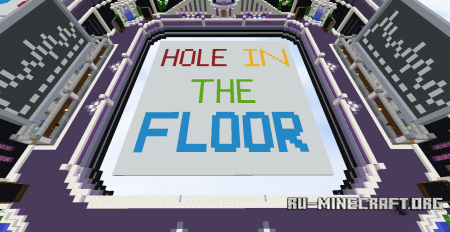 Скачать Hole In The Floor для Minecraft