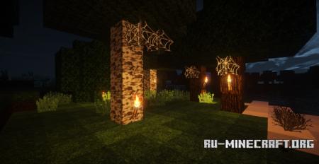Скачать CrazyMine [256x] для Minecraft 1.12