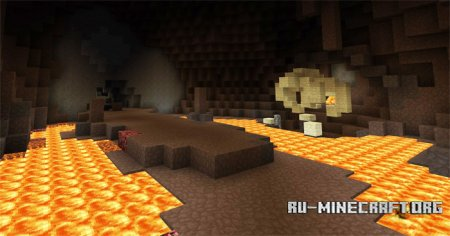 Скачать Lava Monster Boss для Minecraft PE 1.2