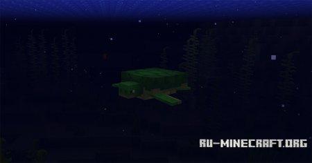 Черепахи 2 в Minecraft 1.13
