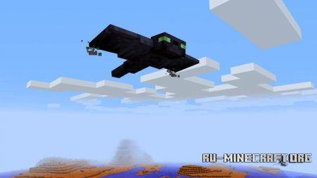 Фантом в Minecraft 1.13