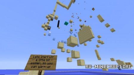 Скачать Hellish Parkour для Minecraft