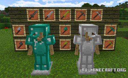 Скачать ZeusoPack [16x16] для Minecraft PE 1.2