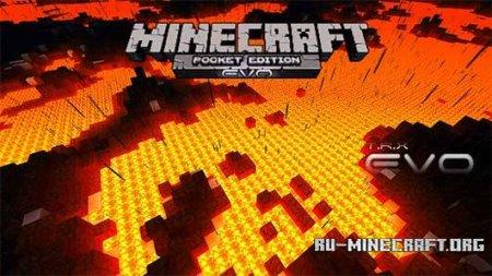 Скачать EVO для Minecraft PE 1.2