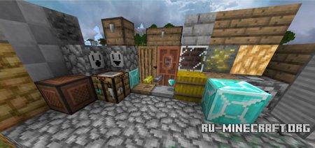 Скачать Vanilla Alternative [16x16] для Minecraft PE 1.2