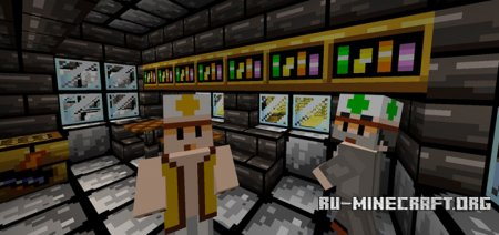 Скачать Super Mario World [16x16] для Minecraft PE 1.2