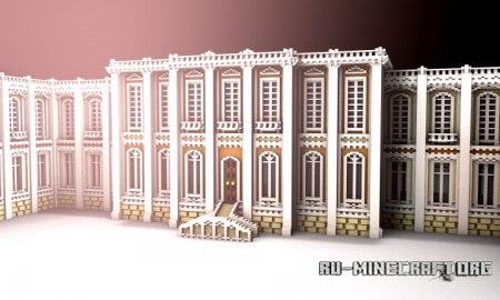 Скачать Sucinum Palace для Minecraft