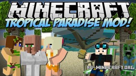 Скачать Tropicraft для Minecraft 1.10.2