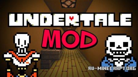 Скачать Undertale для Minecraft 1.10.2