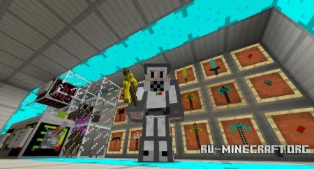 Скачать Alien Warfare для Minecraft PE 1.2