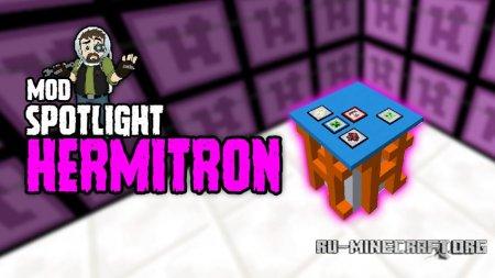 Скачать Hermitron для Minecraft 1.10.2
