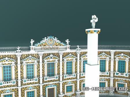 Скачать The Sisters' Palace для Minecraft