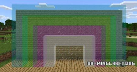 Скачать ADA Connected Glass для Minecraft PE 1.2