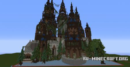 Скачать Woodlot Keep для Minecraft