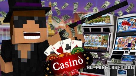 Скачать CasinoCraft для Minecraft 1.10.2