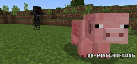 Скачать Morph Mob (Boss) для Minecraft PE 1.2