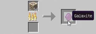 Galaxite Ore - Новая руда Края! [1.12.2]