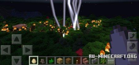 Скачать Thunder Egg для Minecraft PE 1.2