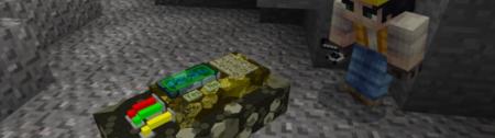 Скачать C4 Bombs для Minecraft PE 1.2