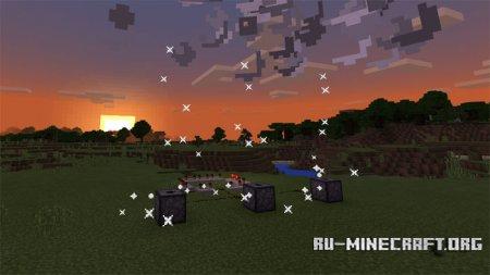 Скачать ExplosiveFireworks для Minecraft PE 1.2