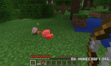 Скачать Bouncy Arrows для Minecraft PE 1.2