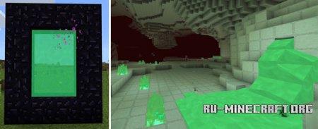 Скачать Mint and Cola для Minecraft PE 1.2