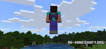 Скачать Jetpack для Minecraft PE 1.2
