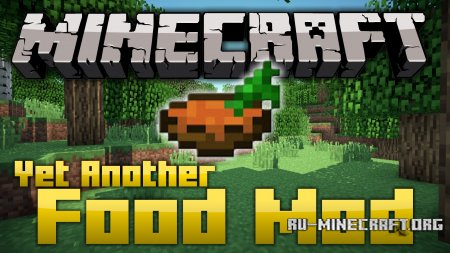 Скачать Yet Another Food для Minecraft 1.11.2