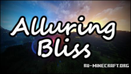 Скачать Alluring Bliss для Minecraft 1.12