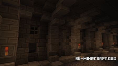 Скачать Ignaf's Quadral [16x] для Minecraft 1.12