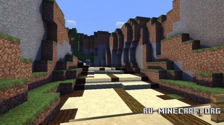 Скачать TMSS Shaders для Minecraft PE 1.5