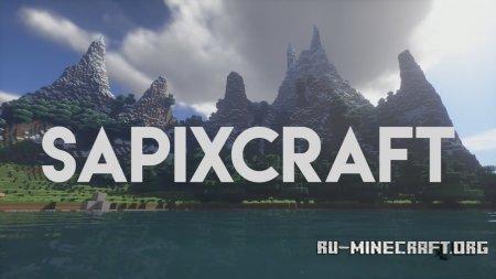 Скачать SapixCraft Original [512x] для Minecraft 1.12