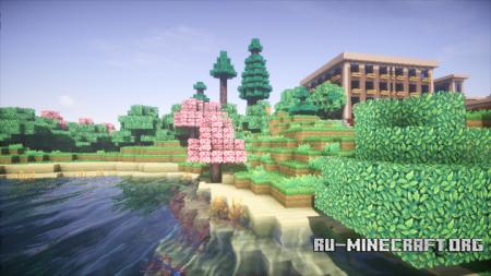 Скачать Annahstas Beastrinia [32x] для Minecraft 1.12