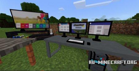 Скачать Decoration для Minecraft PE 1.4