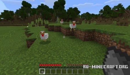 Скачать More Hostile Mobs для Minecraft PE 1.4