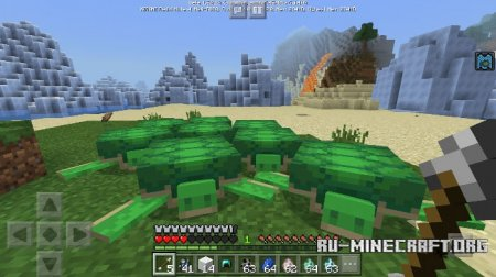 Скачать Angry Animals для Minecraft PE 1.4