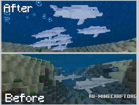 Скачать Pixtail для Minecraft PE 1.4