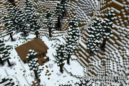 Скачать Saurons Simplism [8x] для Minecraft 1.12