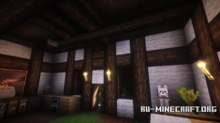 Скачать Early Rustic Reborn для Minecraft 1.12